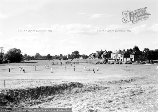 Aldbrough St John, The Green c.1955