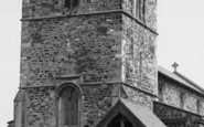 Aldbrough, The Church And Lychgate c.1960