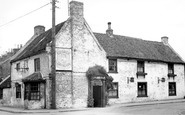 Aldbrough, The George And Dragon c.1955