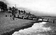 Aldeburgh, Beach Scene c.1952