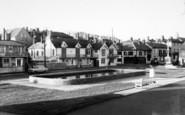 Aldeburgh, Boating Pool c.1965