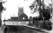 Aldeburgh, Church Hill 1903