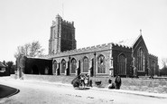 Aldeburgh, Church Of St Peter And St Paul 1894