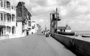 Aldeburgh, Crag Path c.1960
