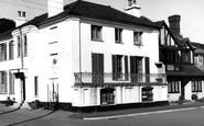 Aldeburgh, Dial House c.1955