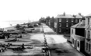 Aldeburgh, Esplanade 1894