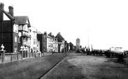 Aldeburgh, Esplanade 1896