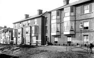 Aldeburgh, Grosvenor And South Parade 1903