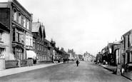 Aldeburgh, High Street 1896