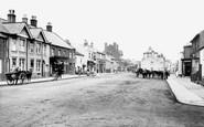 Aldeburgh, High Street 1909