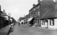Aldeburgh, High Street 1922