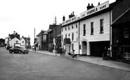 Aldeburgh, High Street c.1950