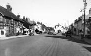 Aldeburgh, High Street c.1955