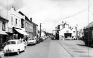 Aldeburgh, High Street c.1965