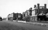 Aldeburgh, Market Cross Place c.1960