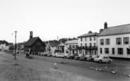 Aldeburgh, Moot Green c.1965