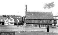 Aldeburgh, Moot Hall 1906
