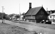 Aldeburgh, Moot Hall c.1955