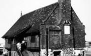Aldeburgh, Moot Hall c.1960