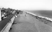Aldeburgh, North Parade c.1960
