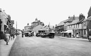Aldeburgh, Old Market Square 1929