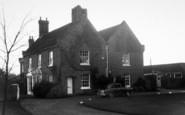 Aldeburgh, Red House c.1960