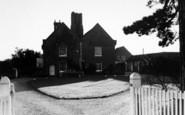 Aldeburgh, Red House c.1965