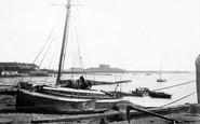 Aldeburgh, River Alde 1901