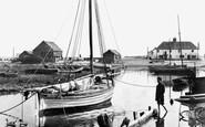 Aldeburgh, Slaughden 1906