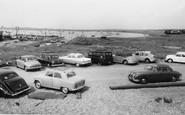 Aldeburgh, Slaughden Quay And River Alde c.1960