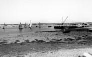 Aldeburgh, Slaughden Quay c.1960