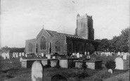 Aldeburgh, St Peter And St Paul's Church 1896