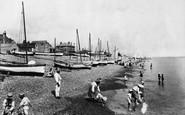 Aldeburgh, The Beach 1906