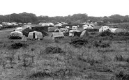 Aldeburgh, The Camping Ground c.1955