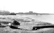 Aldeburgh, The Fort 1894