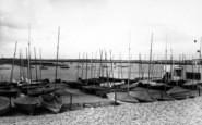 Aldeburgh, The Harbour c.1965