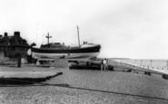Aldeburgh, The Lifeboat c.1965