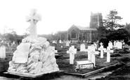 Aldeburgh, The Lifeboatmen's Memorial 1903