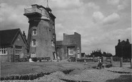 Aldeburgh, The Old Mill 1952