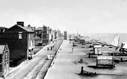 Aldeburgh, The Parade 1906