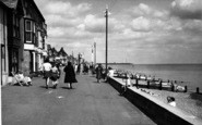 Aldeburgh, The Promenade c.1950