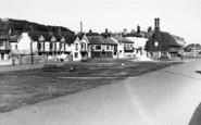 Aldeburgh, The Village c.1955