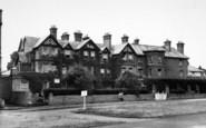 Aldeburgh, The Wentworth Hotel c.1955