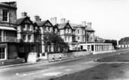 Aldeburgh, The Wentworth Hotel c.1965