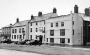 Aldeburgh, The White Lion Hotel c.1955