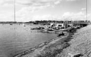 Aldeburgh, The Yacht Club c.1960