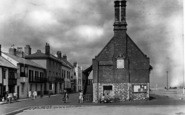 Aldeburgh, Town Hall c.1950