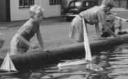 Aldeburgh, Toy Boat Play c.1960