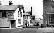 Aldeburgh, Victoria Road c.1950