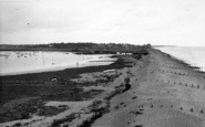 Aldeburgh, View From Martello Tower c.1955